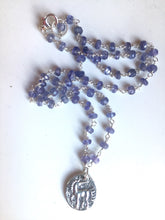 Load image into Gallery viewer, Unicorn Tanzanite Necklace