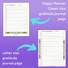 Load image into Gallery viewer, November Planner Printable Kit - Happy Planner Classic & US Letter