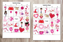 Load image into Gallery viewer, Printable Valentine's Activity Pack Mega Bundle