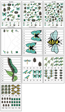 Load image into Gallery viewer, Nature Activity Pack for Preschoolers-Kindergarten