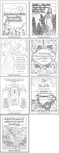 Load image into Gallery viewer, Inspirational Quote Coloring Pages - 29 Inspirational Quotes to Color