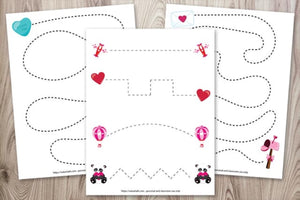 Printable Valentine's Activity Pack Mega Bundle