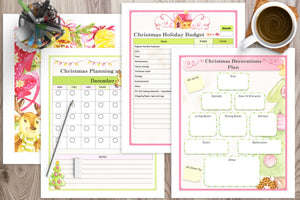 Ultimate Holiday Planner Bundle