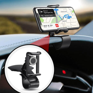 40%OFF-Universal 360° Phone Clip Holder