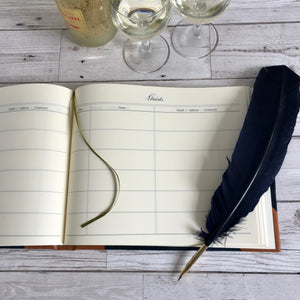 Printed Guest Books
