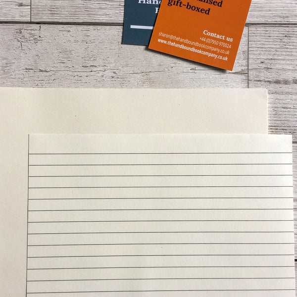 Guest Book Refill Pages - 21cm Square
