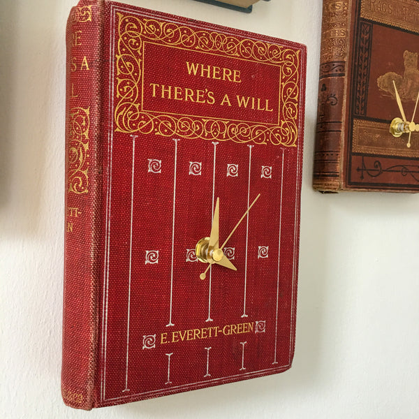 "Clock,""Where There's a Will"""