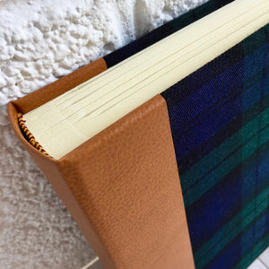 Black Watch Tartan Album, Large