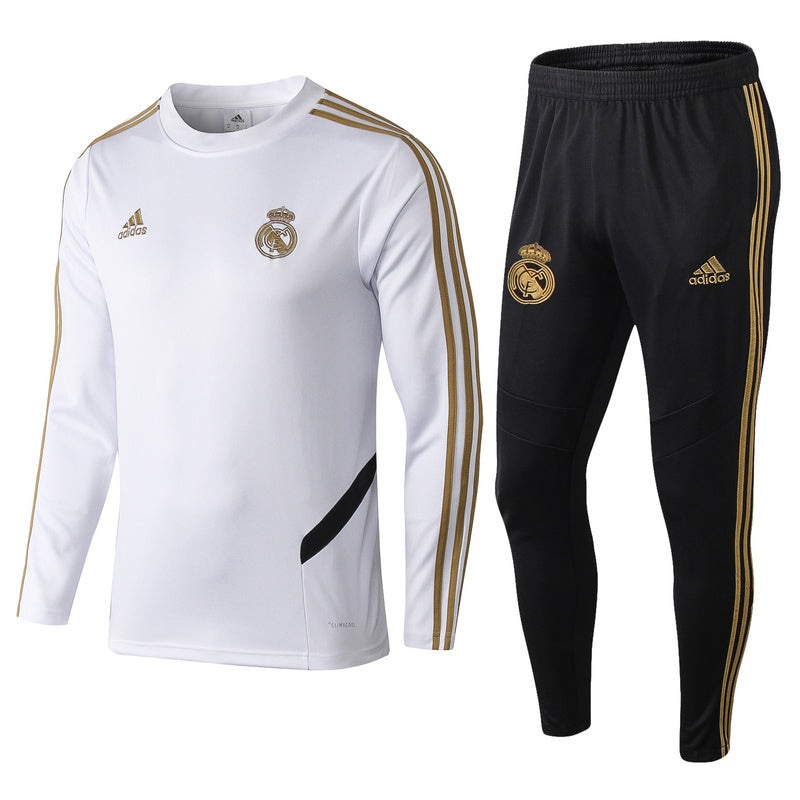 Training Réal Madrid blanc 2019/2020