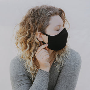 Wooly Organic Face Mask