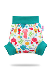 Petit Lulu Pull Up Nappy Cover - Medium