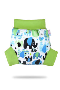 Petit Lulu Pull Up Nappy Cover - Large