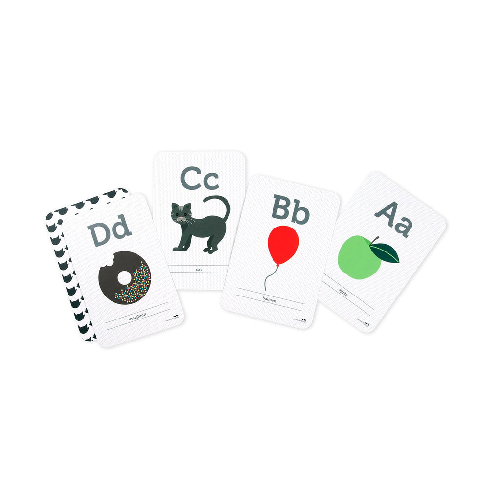 Alphabet Flash Cards - Dimple and Dot