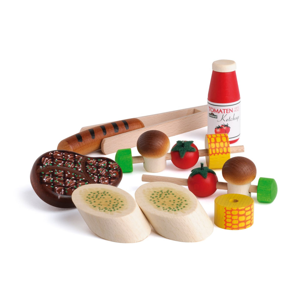 Erzi Barbecue Assortment - Dimple and Dot