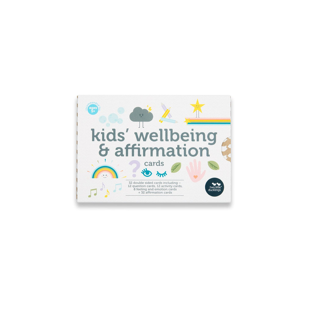 Kids' Wellbeing and Affirmation Cards - Dimple and Dot