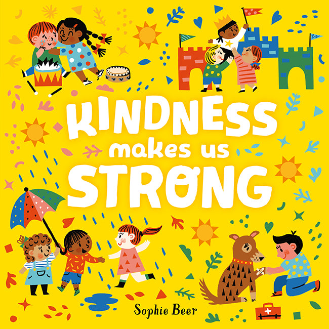 Book: Kindness Makes Us Strong - Dimple and Dot