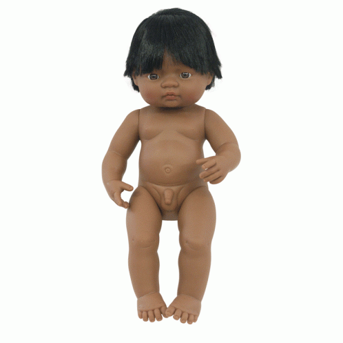 Miniland Latin Boy Doll - 38cm - Dimple and Dot