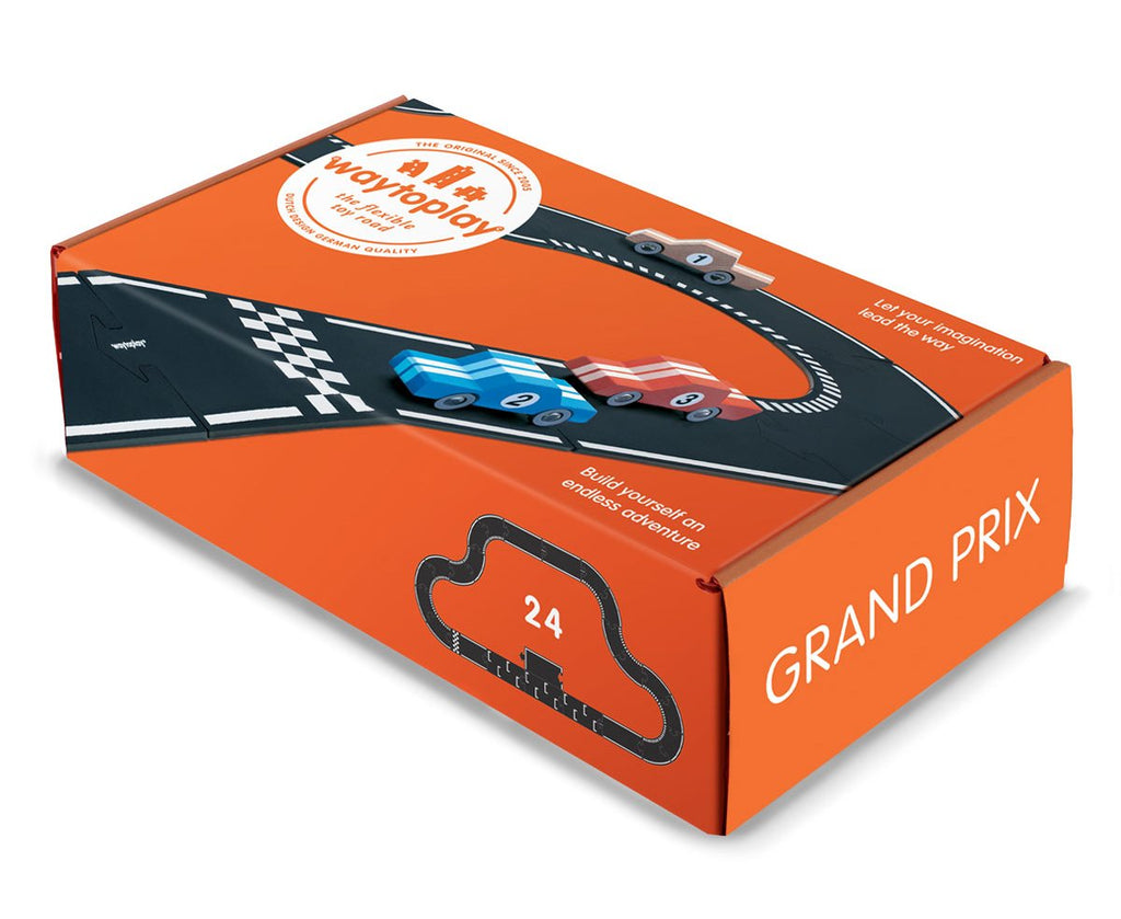 WaytoPlay Grand Prix - 24 pieces - Dimple and Dot
