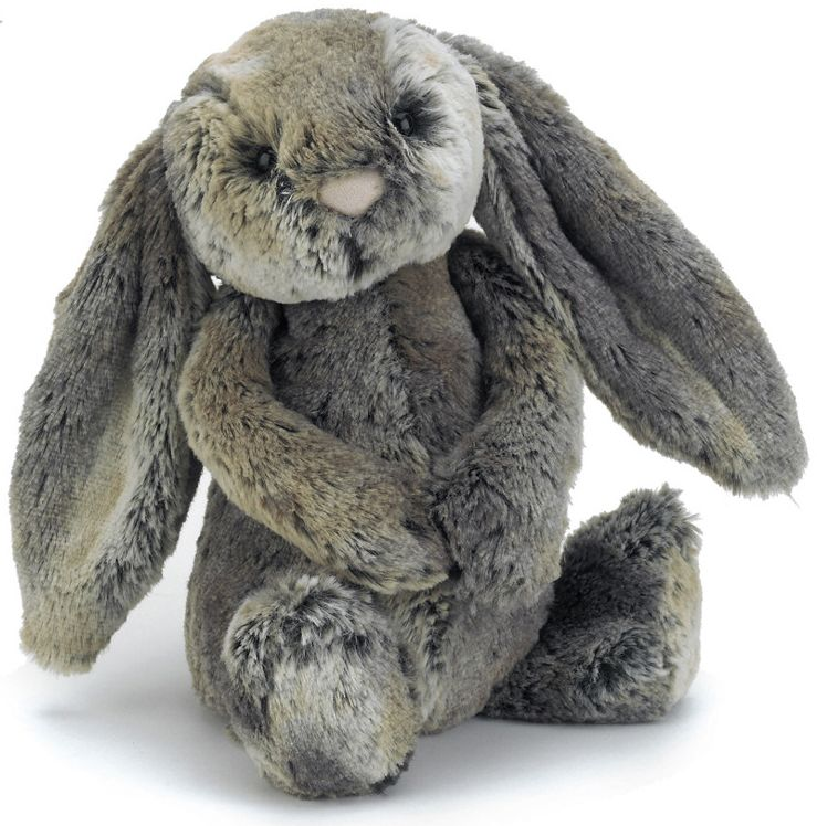 Jellycat Bashful Cottontail Bunny - Medium - Dimple and Dot