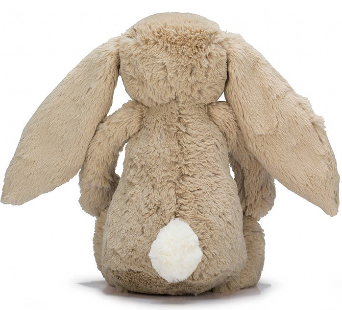 Jellycat Bashful Beige Bunny - Medium - Dimple and Dot