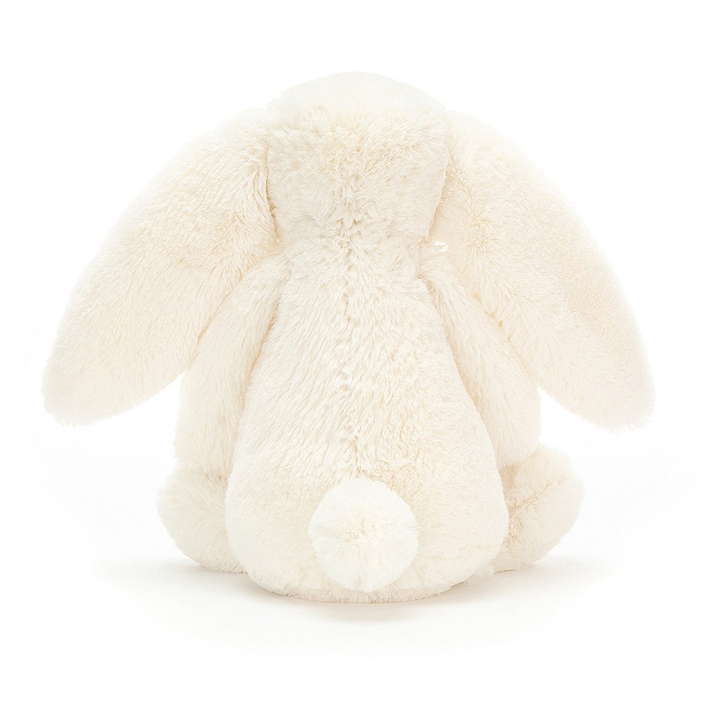 Jellycat Bashful Cream Bunny - Medium - Dimple and Dot