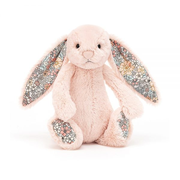 Jellycat Blossom Bashful Blush Bunny - Small - Dimple and Dot