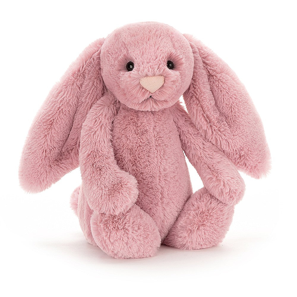 Jellycat Bashful Tulip Pink Bunny - Small - Dimple and Dot