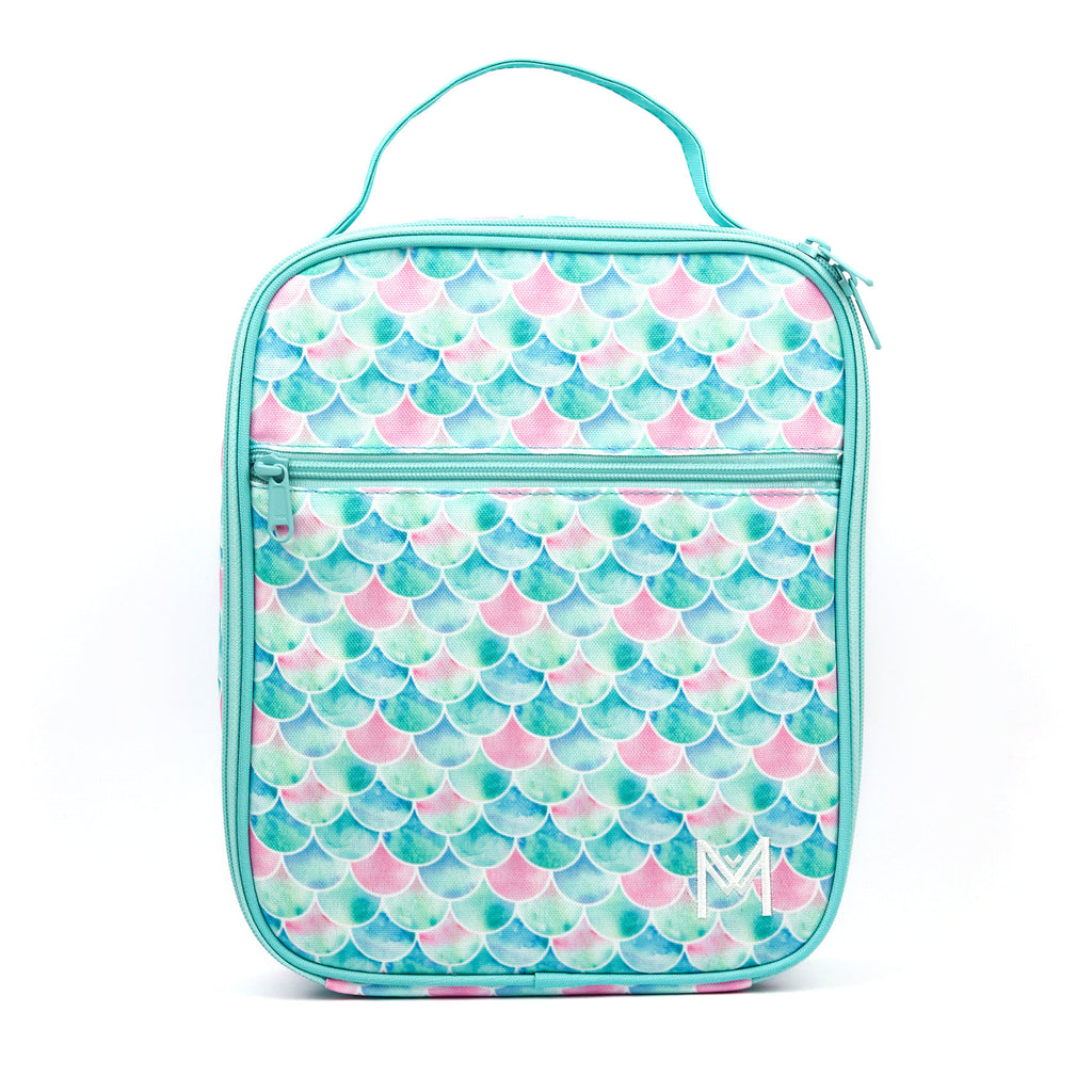 Insulated Lunch Bag - Mermaid - Dimple and Dot