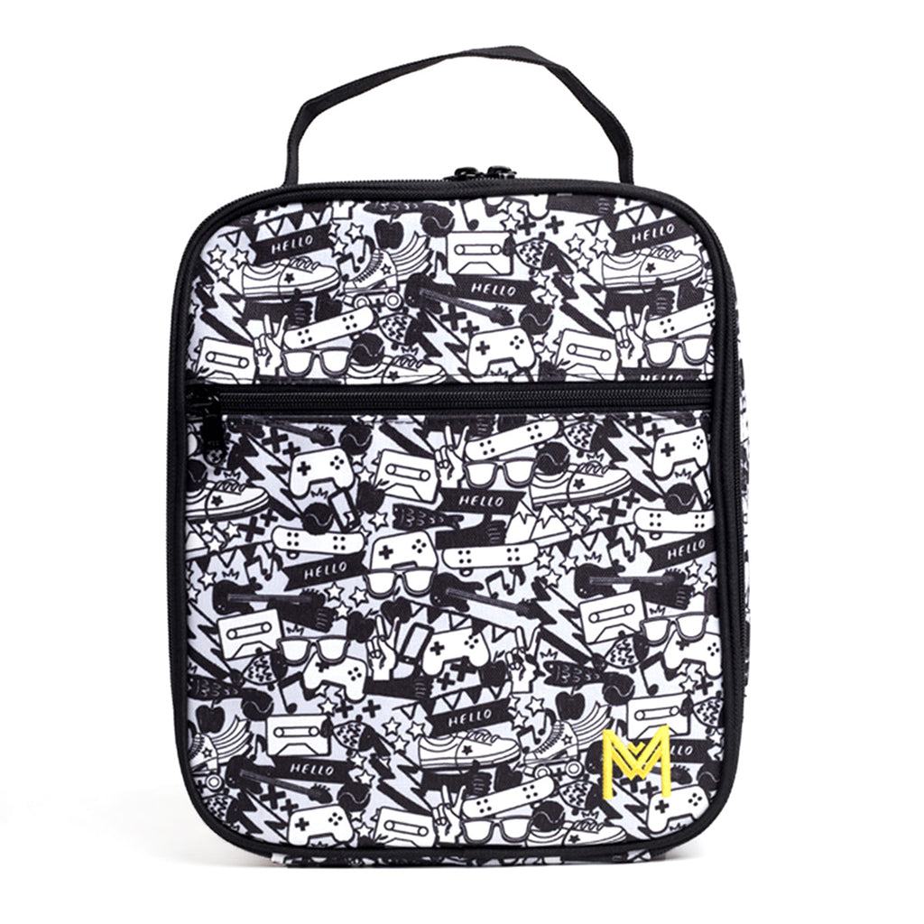 Insulated Lunch Bag - Street - Dimple and Dot