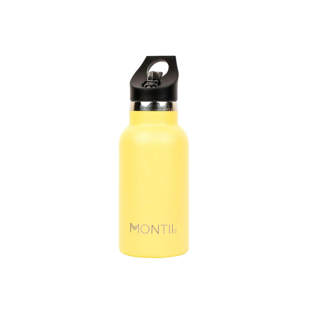 Mini Drink Bottle - Honeysuckle - Dimple and Dot
