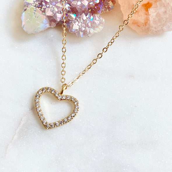 So In Love Heart Necklace