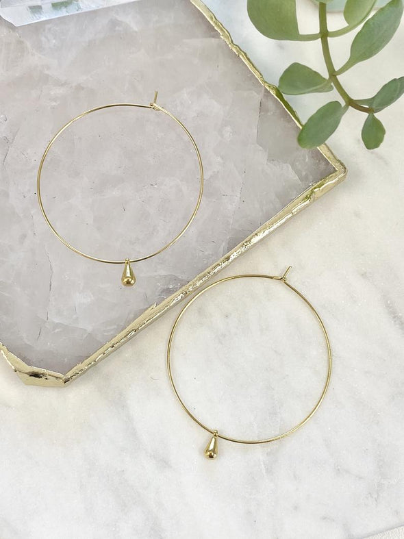 Droplet Hoops
