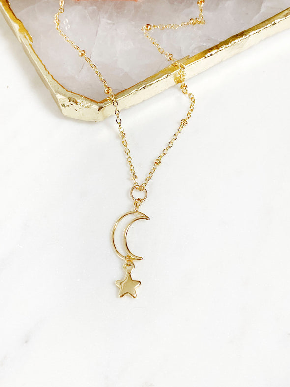 Dreaming All Night Necklace
