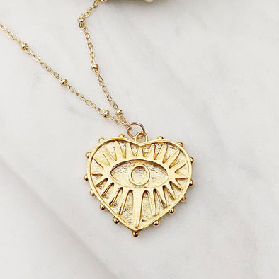 I Only Have Eyes For You Necklace