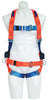 Harness Ergo 1300 Spanset Harness with waist strap and side D's