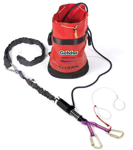 Gotcha SHARK Rescue Kit – Tower & Mast Rescue Kit