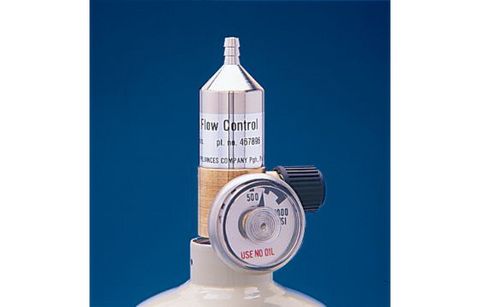 MSA regulator for gas bottle