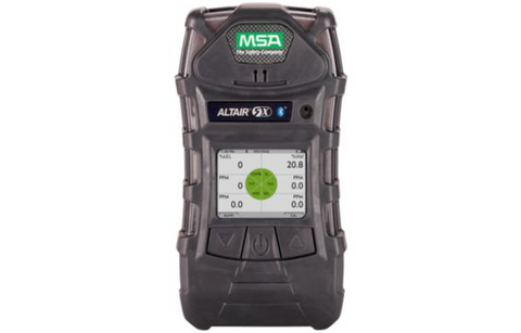 MSA 5X PID gas monitor