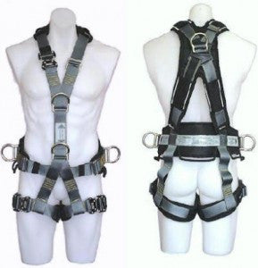 Harness Spanset Ergoplus 1800
