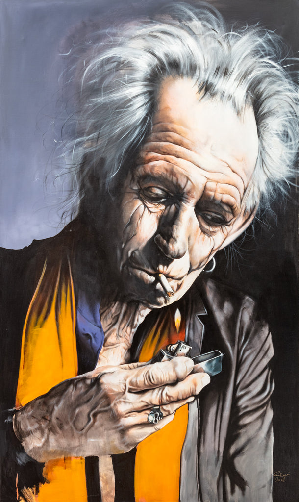 Peter Eugén - Keith Richards