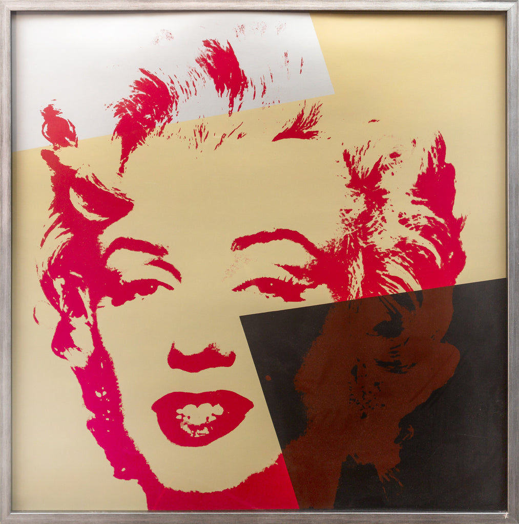 Andy Warhol - Marilyn Monroe: Golden