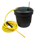 Ejektor tank 50l with 10m hose