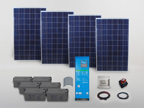 Pack EasySolar 1120 W