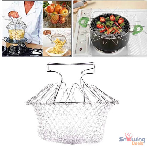 Snowing Deals - Chef Basket - Multipurpose