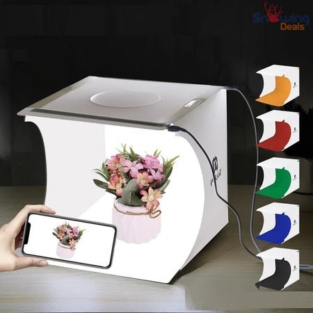 The Best Deals Online - Photo Light Box - Mobile