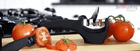 The Best Deals Online - Professional Knife Sharpener - Chopping