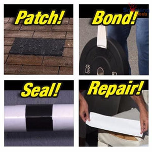 Snowing Deals - Flex Seal Tape - Patch Bond Seal Repair