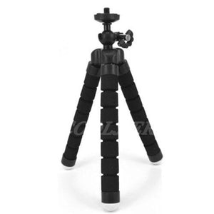 Snowing Deals - Flexible Mini Tripod - Black Color