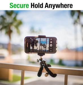 Snowing Deals - Flexible Mini Tripod - Secure Hold