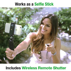 Snowing Deals - Flexible Mini Tripod - Selfie Stick